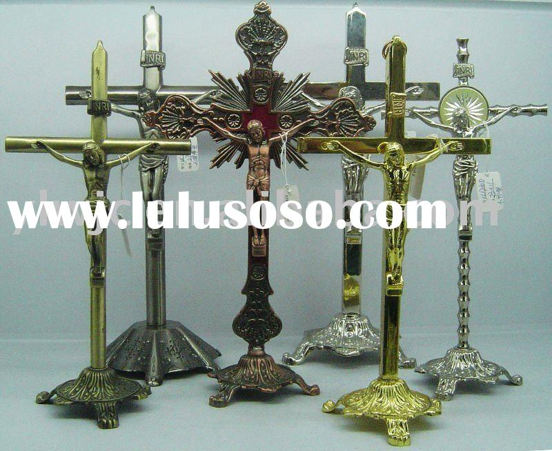 metal crucifix, cross with jusus ,various cross ,high quality cross made in Guangdong