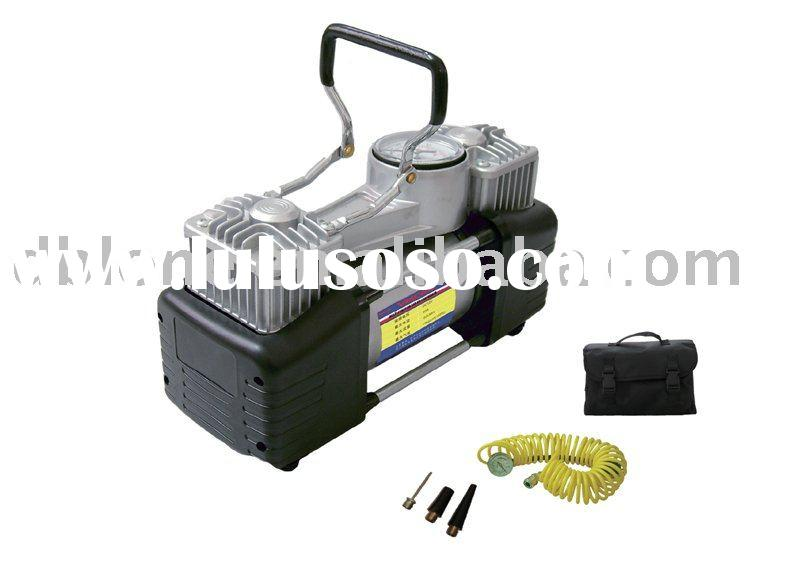 mini air pump/ 12 volt air compressor