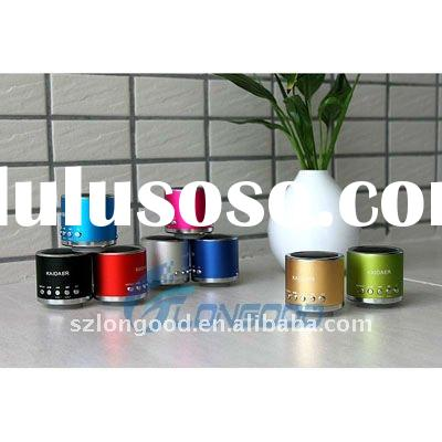 mini digital sound box speaker,Portable Metal Audio Speaker for MP3 MP4 Laptop Suport TF card