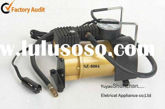 mini hand air pump / 12 volt air compressor