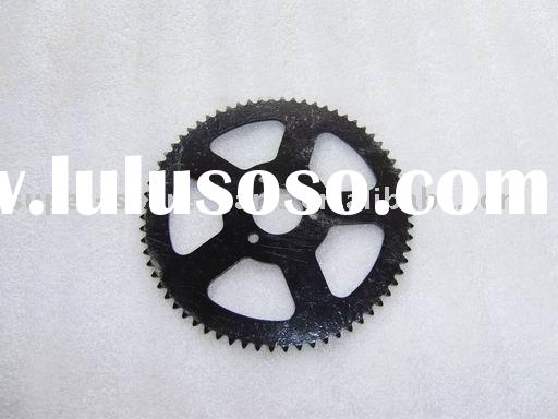 mini moto parts,sprocket, pocket bike parts,dirt bike parts