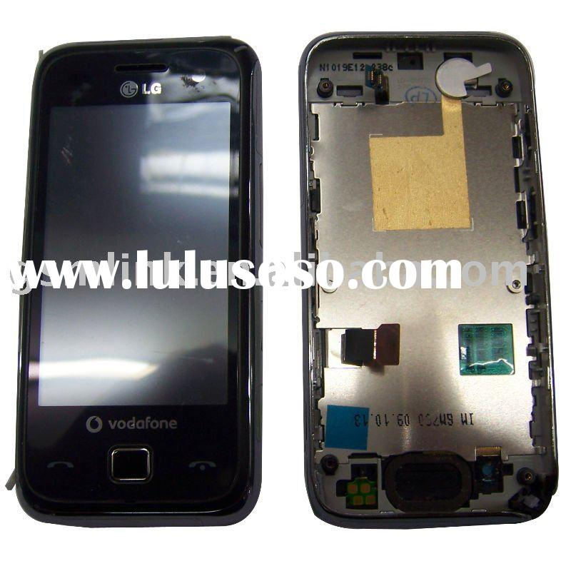 mobile phone touch screen for LG GM750 with frame