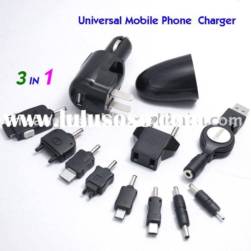 mobile phone universal travel charger