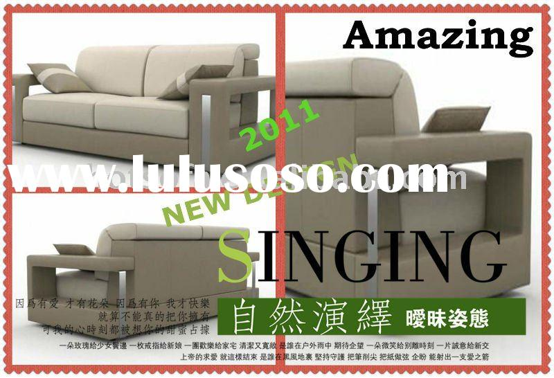 modern fabric sofa for living room H227