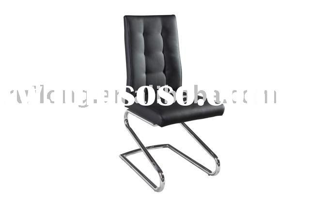 modern leather dining chair DC11-2