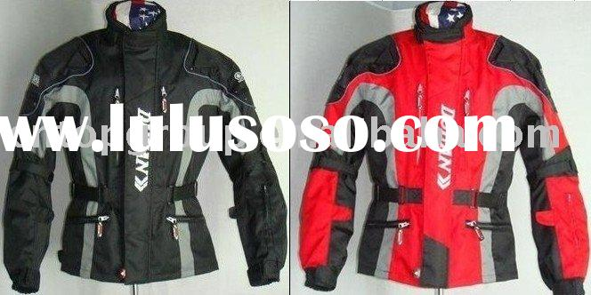motorcycle racing apparel
