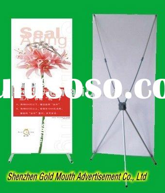 music stand banner