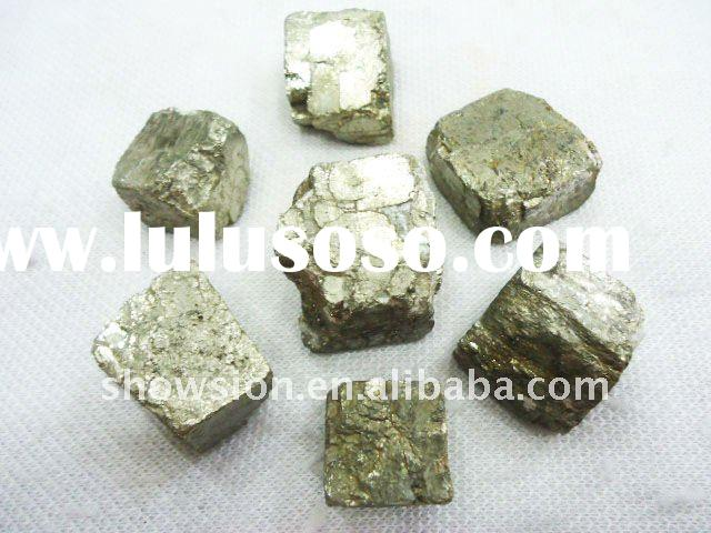 natural gold stone beads/new fashion pyrite gold stone beads jewelry/hot pyrite stone jewelry