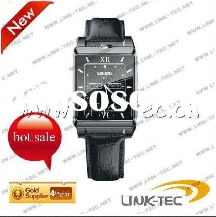 new 2012 touch screen phone watch mobile V5 all products