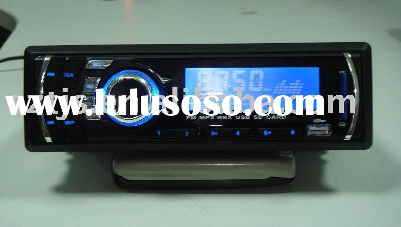 new model car stereo cassette mp3 player with FM,USB,SD/MMC