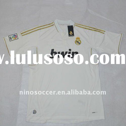 new season real madrid thailand quality Soccer jersey