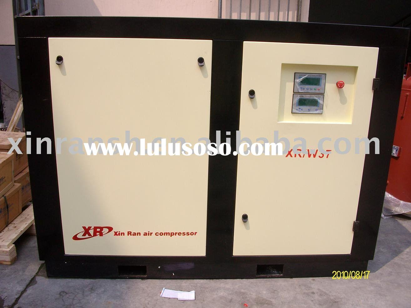 oil free air compressor,screw type ,water lubricate screw compressor