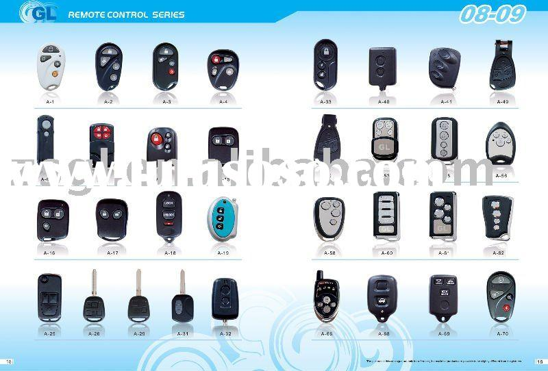 Car Alarm System With Auto Start Car Alarm System With