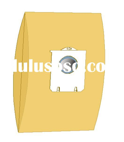 paper dust filter bag for vacuum cleaner