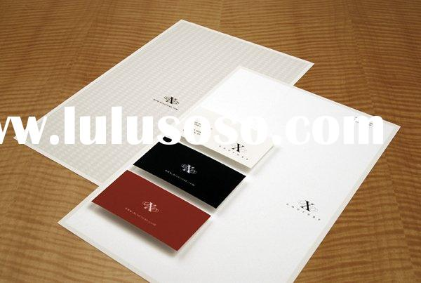 paper name card template