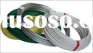plastic coated stainless steel wire rope