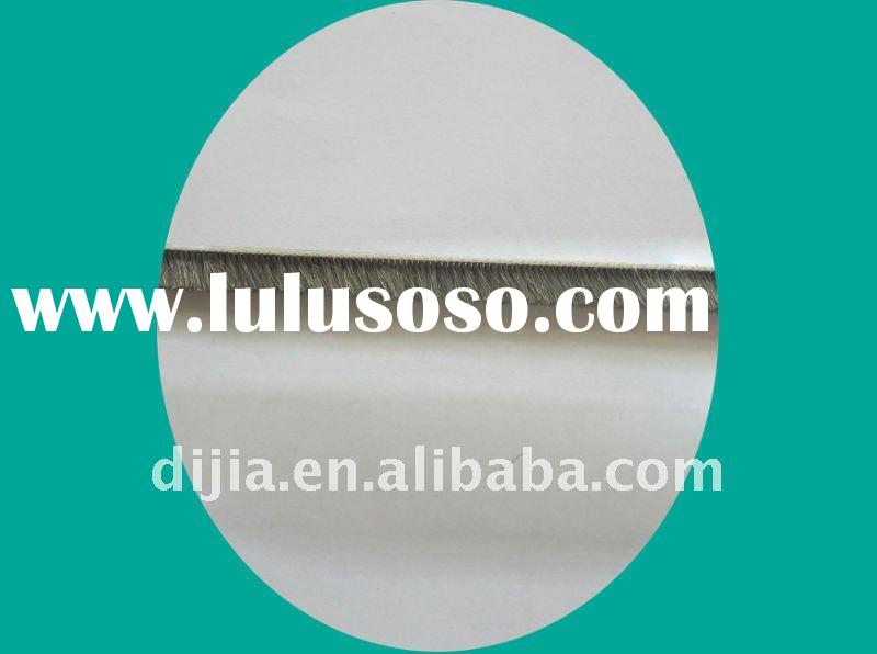 plastic glass sealing strip/aluminum window seal strip/sponge rubber door seal strip