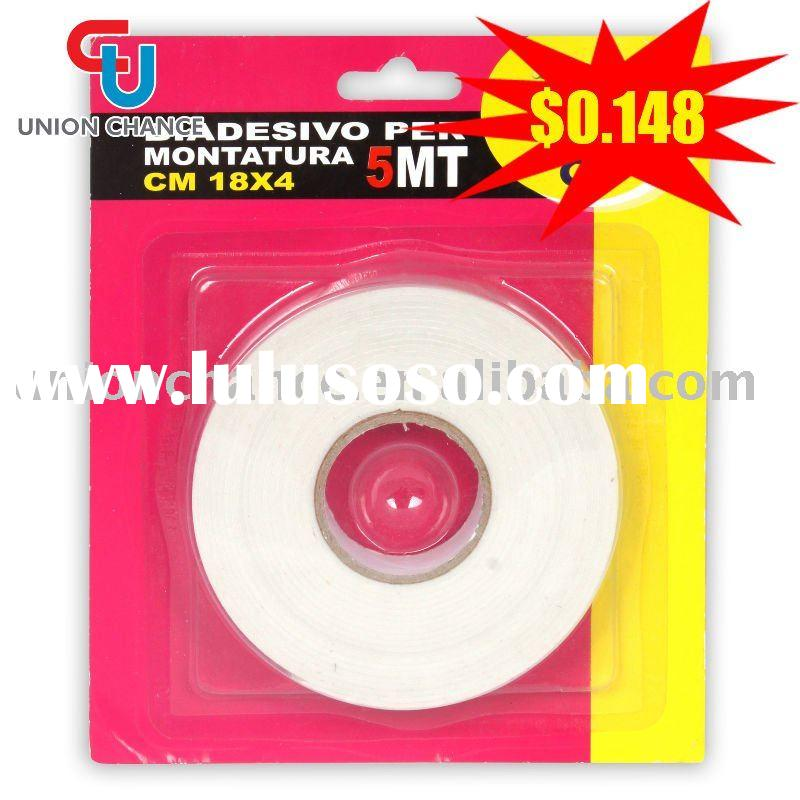 plate/foam Double sided adhesive Tape