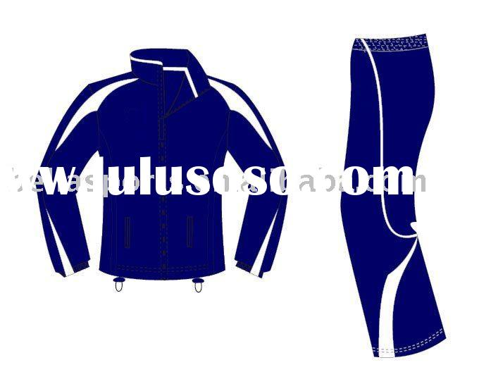 polyester jogging suits