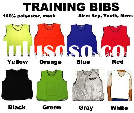 polyester mesh training bibs,training bibs,training wear, training vest, sports vest