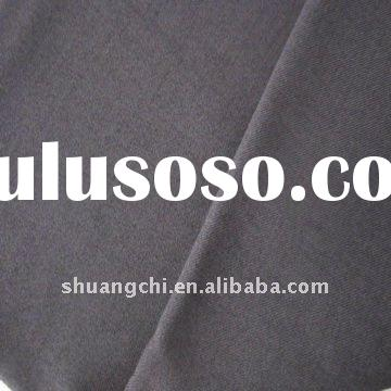 polyester/viscose/wool stretch fabric stock fabric