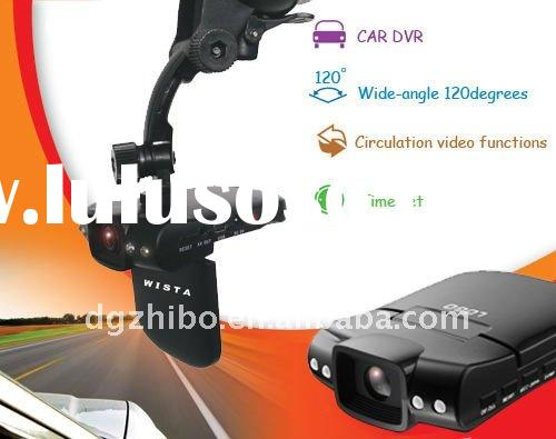 professional Car video camera,Car DVR,Car Camera with night vision and high resolution:1280x720