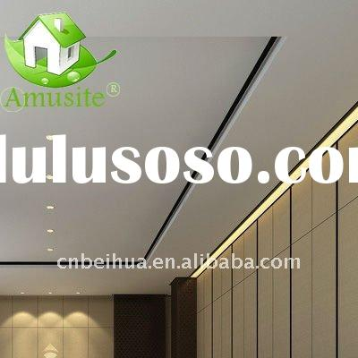 pvc laminated gypsum board/false ceiling