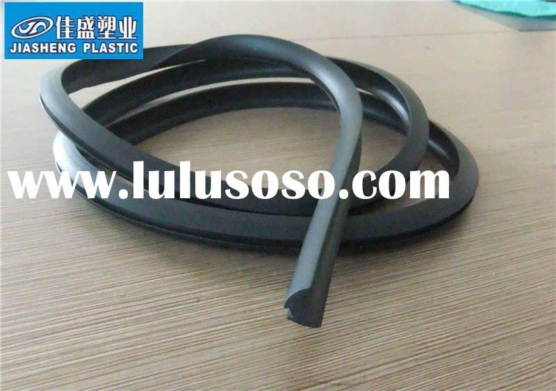 pvc rubber edge trim seal