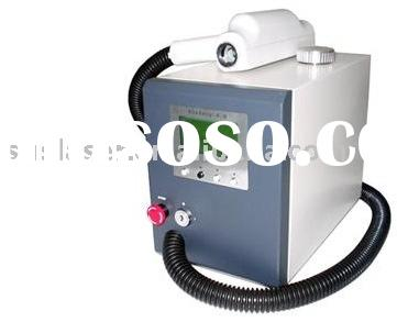 q switch ND:YAG laser tattoo removal beauty machine