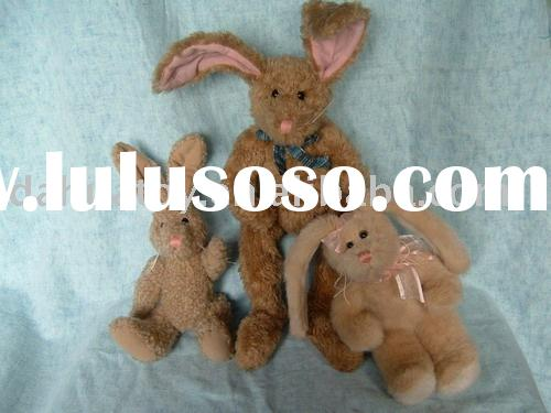 rabbit stuffed toy;plush toy;plush bunnies