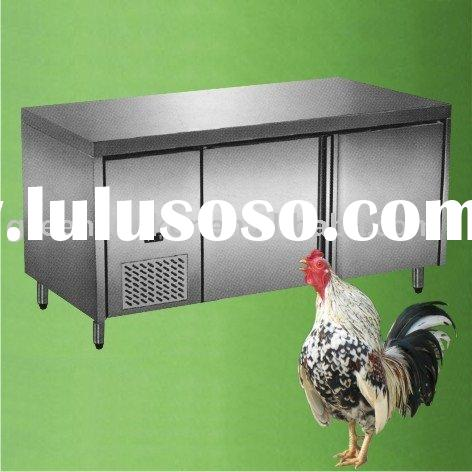 refrigerator counter, refrigerated counter China