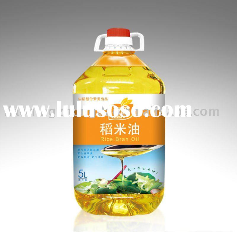 rice bran oil for cooking (Contains Oryzanol & Vitamin E)