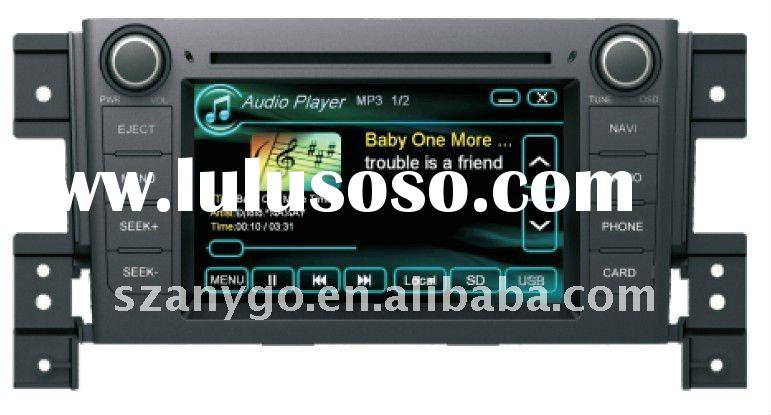 roadrover bluetooth car dvd player for suzuki grand vitara