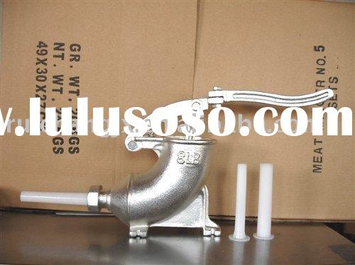 sausage filler /manual sausage stuffer /meat stuffer/manual meat grinder