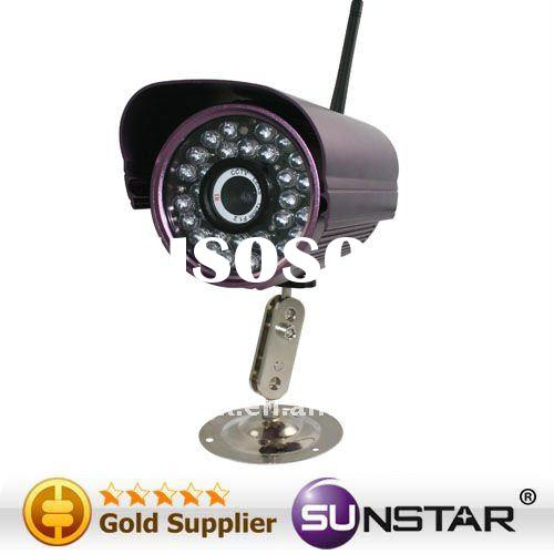 security systems complete wholesale IP Cameras, Water-resistant with Wi-Fi, Night Vision and Outdoor