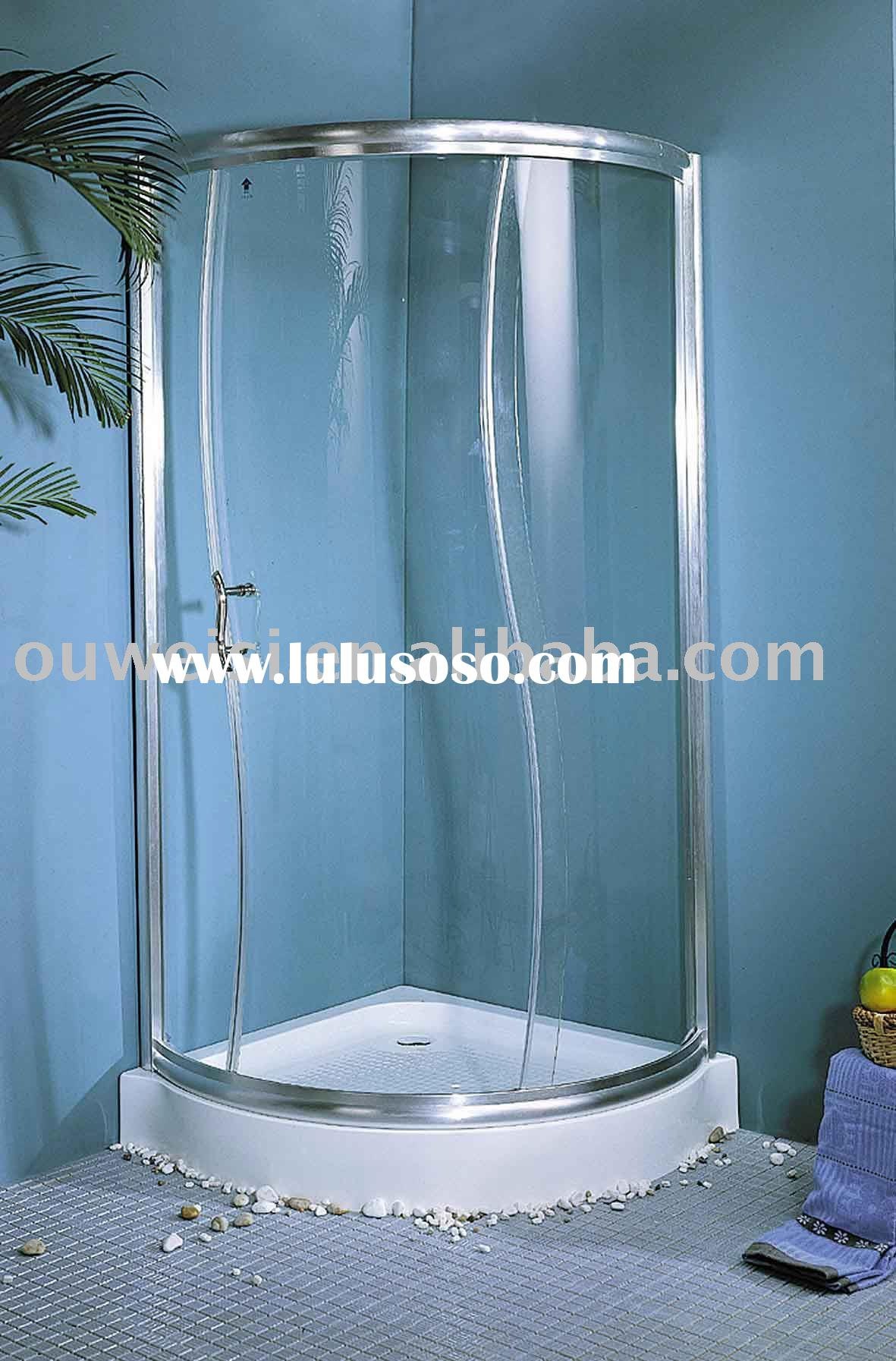 shower cubicle/shower room/shower enclosure/bath screen Y608