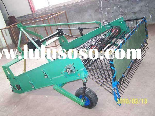 single-row potato harvester,3 point hitch potato digger