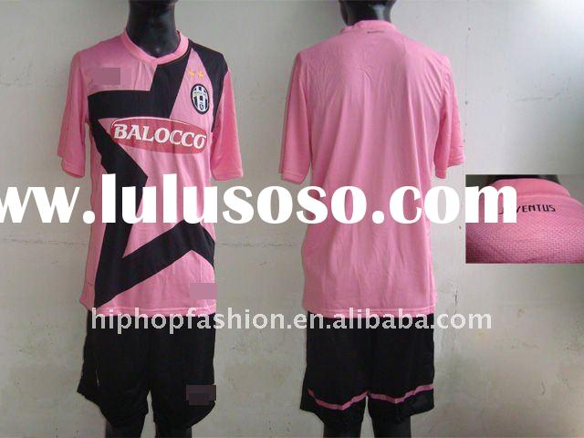 soccer uniform team for Juventus away jersey