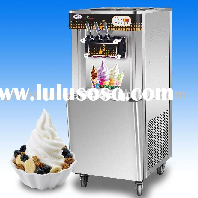 soft serve ice cream machine/ice cream equipment/yogurt ice cream machine