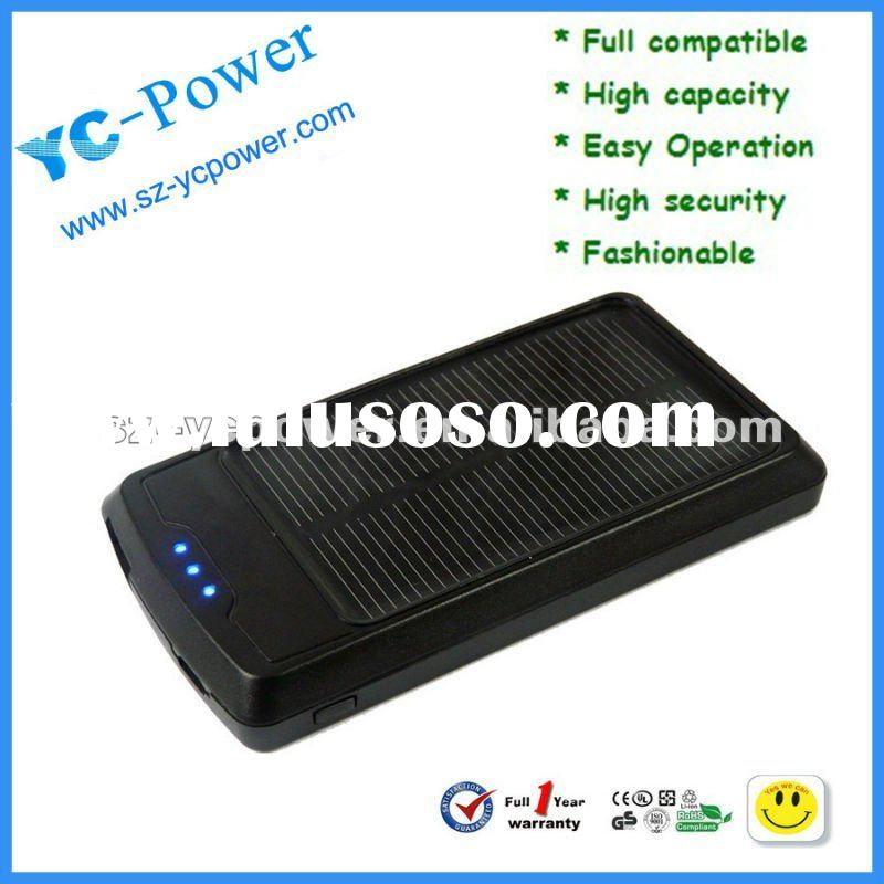 solar battery charger solar charger mobilephone portable solar charger