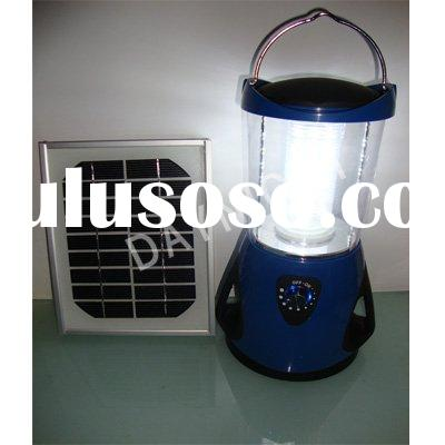solar led lanterns, rechargeable Camping lantern,light adjustable