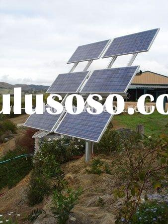 solar panel / pv module/pv panel 3000W Home Solar Power System