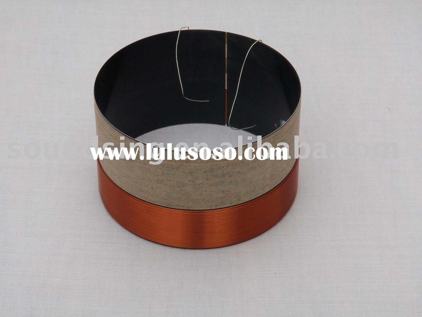 speaker accessories(voice coil ,speaker parts)