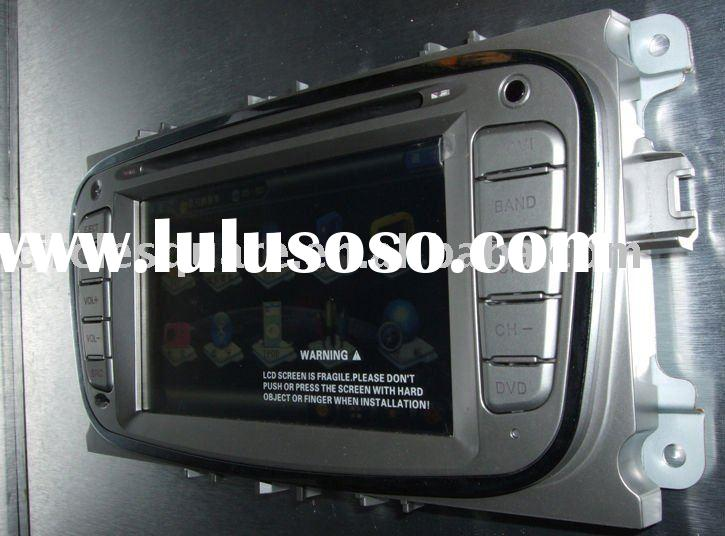 special car dvd player for Ford Mondeo foucs /S-MAX with built in GPS system /FM/bluetooth