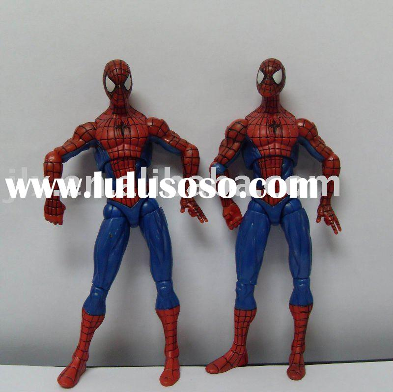 spider man action figure with moveable parts