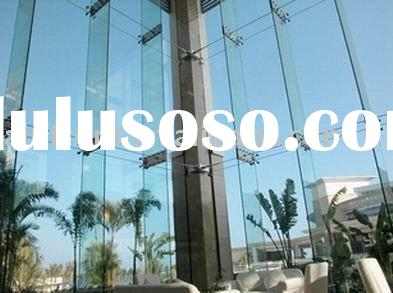 spider system curtain wall system