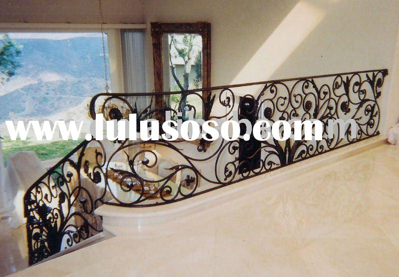 steel stair, wrought iron staircase,staircase railings, spiral/ circular stairs, wrought iron stairw