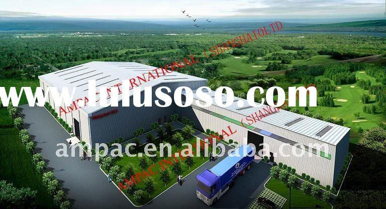 steel structure prefab warehouse,factory,plant,light steel structure,steel frame 2012.1.16