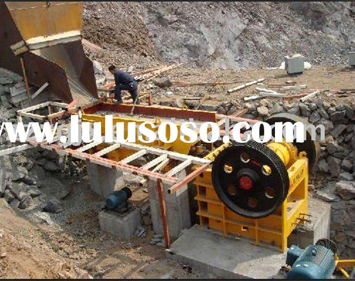 stone jaw crusher with reasonable price