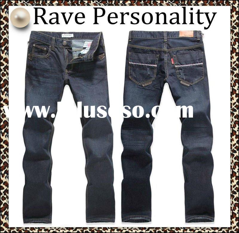 straight autumn mens jeans fashion in 2011